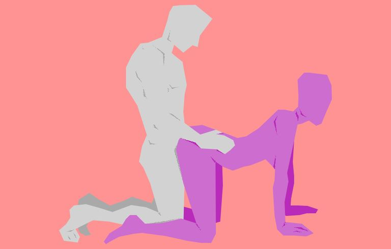 Proper sex position for small penis
