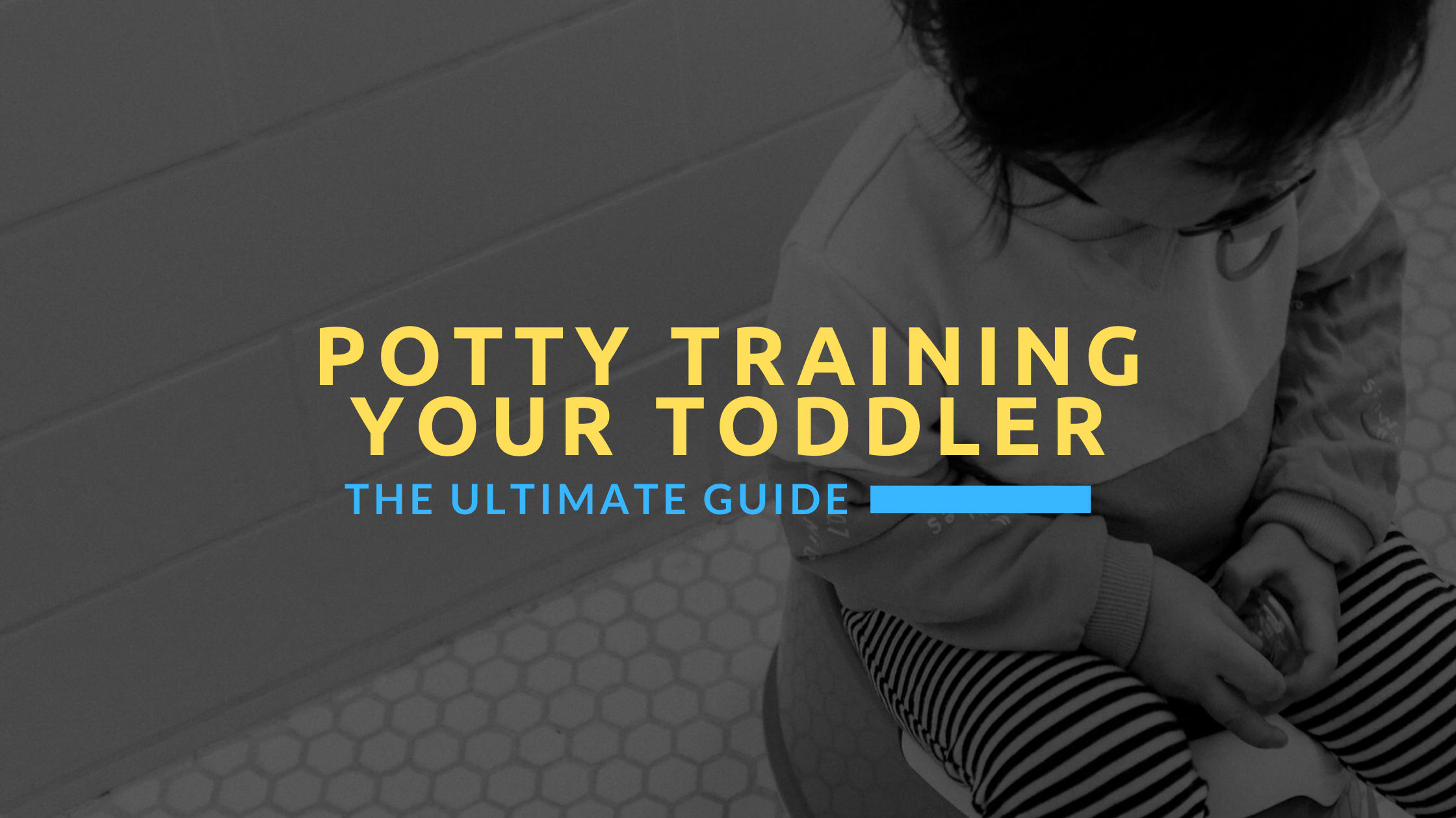 Toddler Potty Training With Caption of Potty Training Your Toddler, The Ultimate Guide